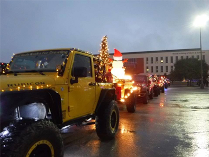 Odessa Lighted Christmas Parade